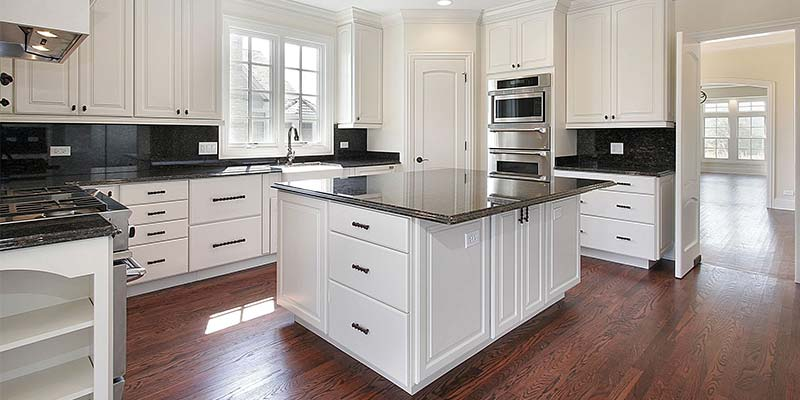 adding decorative panels to your kitchen cabinets - tallahassee