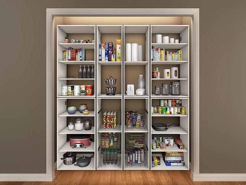 Reach In Pantry kitchen organizer